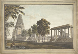The Rajarajesvara Temple, Tanjore